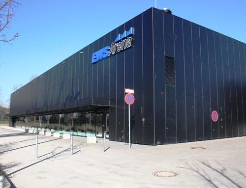 Hohenstaufenhalle Göppingen / EWS-Arena (Umbau und Erweiterung)